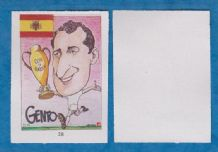 Spain Paco Gento Real Madrid 38